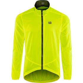 Alé Cycling Guscio Light Pack Giacca Uomo, giallo